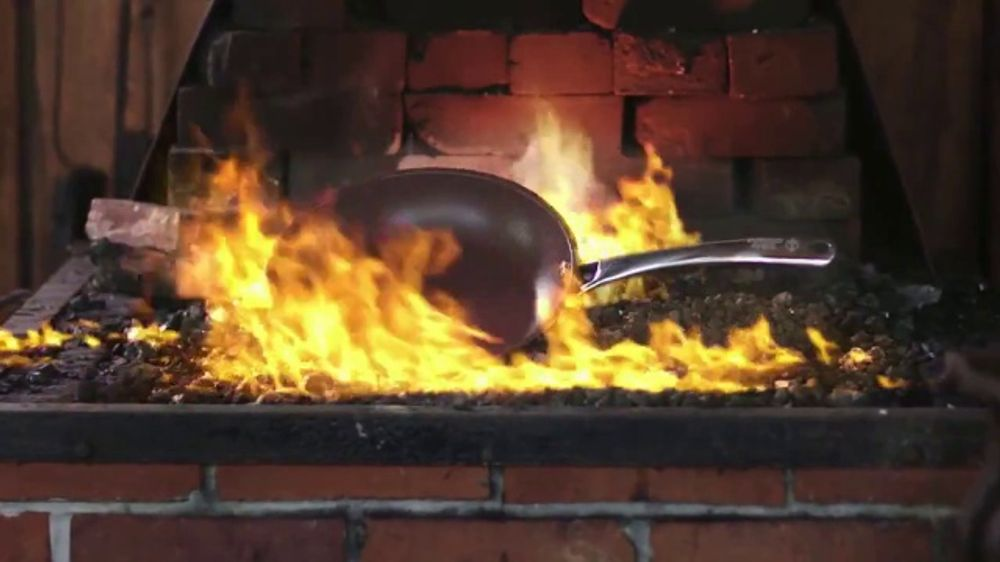 Forged in Fire Skillet TV Commercial, 'Strong' - Video
