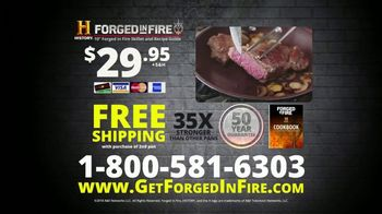 Forged in Fire Skillet TV Spot, 'Strong' - Thumbnail 9