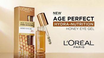 L'Oreal Paris Hydra-Nutrition Honey Eye Gel TV Spot, 'Younger & Refreshed Eyes' Ft. Helen Mirren - Thumbnail 10