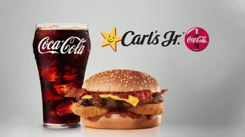 Carl's Jr. Western Bacon Cheeseburger Combo TV Spot, 'Bold Flavors'