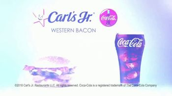 Carl's Jr. Western Bacon Cheeseburger Combo TV Spot, 'Bold Flavors' - Thumbnail 4