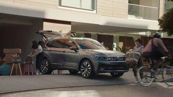 Volkswagen Tiguan TV Spot, 'Moving' [T1] - Thumbnail 1