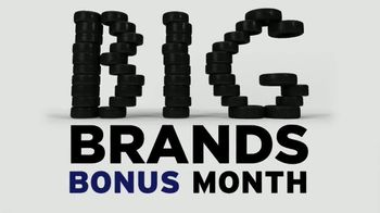 Tire Kingdom Big Brands Bonus Month TV Spot, 'Michelin Tire Rebate' - Thumbnail 3