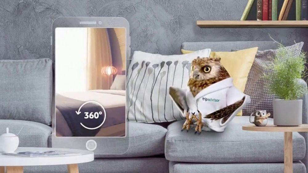 TripAdvisor TV Commercial, 'Pleasant Surprises'