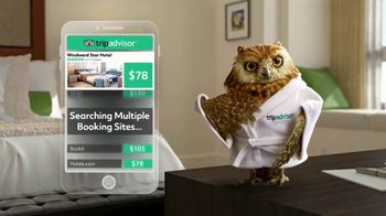 TripAdvisor TV Spot, \'The Same Hotel Room\'