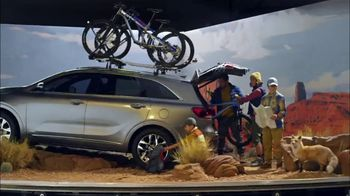 Kia TV Spot, 'SUVs for All: Bringing It to You' [T1] - Thumbnail 3