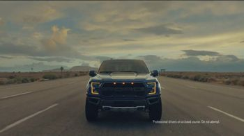 Ford Model Year Clearance TV Spot, 'Enough Talking' [T2]