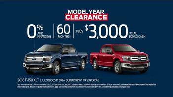 Ford Model Year Clearance TV Spot, 'Enough Talking' [T2] - Thumbnail 8