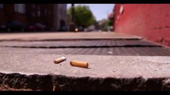 Cigarette Litter Prevention Program TV Spot, 'Keep America Beautiful' - Thumbnail 1
