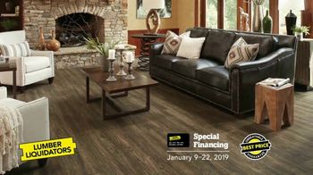 Lumber Liquidators TV Spot, 'Martin Luther King Day' - Thumbnail 8