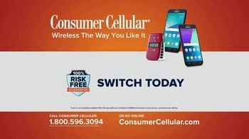 Consumer Cellular TV Spot, 'The Way You Like It: A Certain Way' - Thumbnail 10