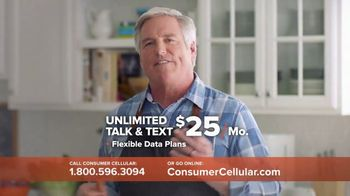 Consumer Cellular TV Spot, 'The Way You Like It: A Certain Way' - Thumbnail 3