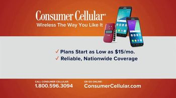 Consumer Cellular TV Spot, 'The Way You Like It: A Certain Way' - Thumbnail 9