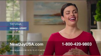 NewDay USA VA Cash Out Home Loan TV Spot, 'Fantastic News: Now's the Time' - Thumbnail 1