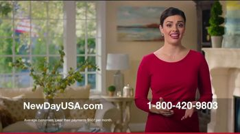 NewDay USA VA Cash Out Home Loan TV Spot, 'Fantastic News: Now's the Time' - Thumbnail 6