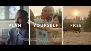 Chase Private Client TV Spot, 'Plan Yourself Free' - Thumbnail 10