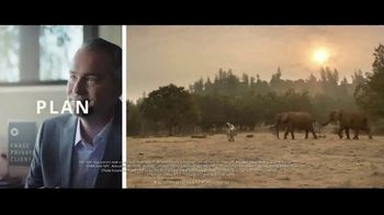 Chase Private Client TV Spot, 'Plan Yourself Free' - Thumbnail 9