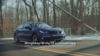 2019 Honda Civic TV Spot, 'Life is Better: Pour Cleveland' [T2] - Thumbnail 6