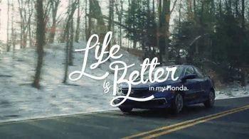 2019 Honda Civic TV Spot, 'Life is Better: Pour Cleveland' [T2] - Thumbnail 8