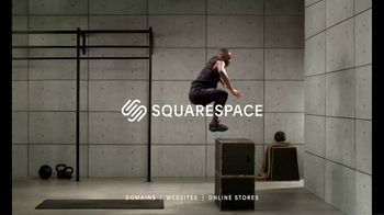 Squarespace TV Spot, 'Pitch Personal Training' - Thumbnail 3