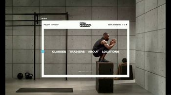 Squarespace TV Spot, 'Pitch Personal Training' - Thumbnail 6