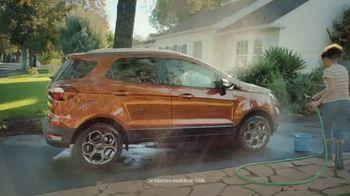 Ford TV Spot, 'Lavado de autos' [Spanish] [T1] - Thumbnail 4