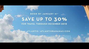 Atlantis TV Spot, 'Unexpected Moments: Save 30 Percent' - Thumbnail 10