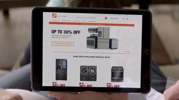 The Home Depot TV Spot, 'More: Samsung Activewash Laundry Pair' - Thumbnail 2