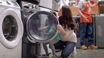 The Home Depot TV Spot, 'More: Samsung Activewash Laundry Pair' - Thumbnail 3
