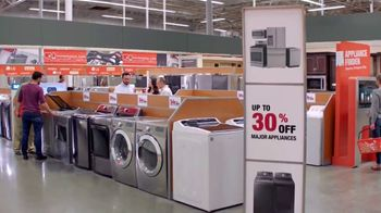 The Home Depot TV Spot, 'More: Samsung Activewash Laundry Pair' - Thumbnail 6