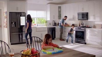 The Home Depot TV Spot, 'More: Samsung Activewash Laundry Pair' - Thumbnail 7