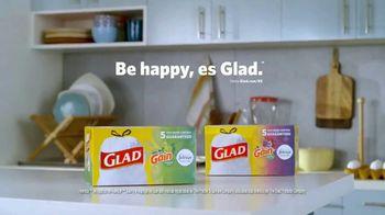Glad OdorShield with Gain and Febreze TV Spot, 'Vecina entrometida' [Spanish] - Thumbnail 8