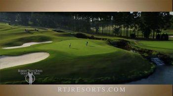Robert Trent Jones Golf Trail TV Spot, 'Six Spas' - Thumbnail 1