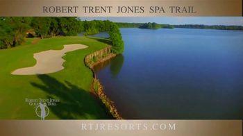 Robert Trent Jones Golf Trail TV Spot, 'Six Spas' - Thumbnail 2