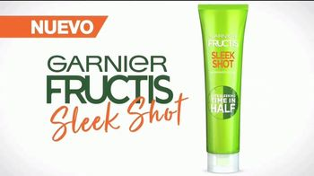 Garnier Fructis Sleek Shot TV Spot, 'Sáltate la plancha' canción de Bruno Mars [Spanish] - Thumbnail 3