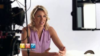 The Good Feet Store TV Spot, 'Kristen' - Thumbnail 4