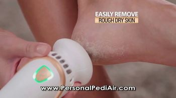 Personal Pedi Air TV Spot, 'Construction Site'