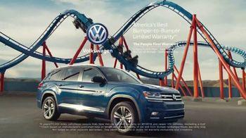 Volkswagen Atlas TV Spot, 'Hooky' [T1]