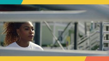 Bumble Super Bowl 2019 Teaser, 'In Her Court: Anthem II' Featuring Serena Williams - Thumbnail 1