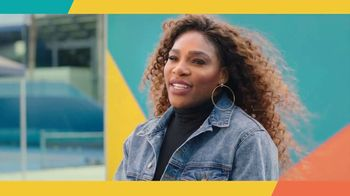 Bumble Super Bowl 2019 Teaser, 'In Her Court: Anthem II' Featuring Serena Williams - 1 commercial airings