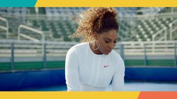 Bumble Super Bowl 2019 Teaser, 'In Her Court: Anthem II' Featuring Serena Williams - Thumbnail 6