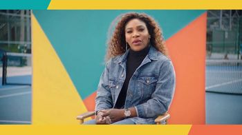 Bumble Super Bowl 2019 Teaser, 'In Her Court: Anthem II' Featuring Serena Williams - Thumbnail 7