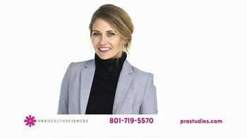 PRA Health Sciences TV Spot, '23-Night Study'
