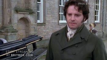 BritBox TV Spot, 'Sorry'