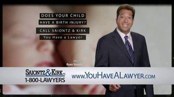 Saiontz & Kirk, P.A. TV Spot, 'Birth Injury: Lifetime Care' - Thumbnail 6