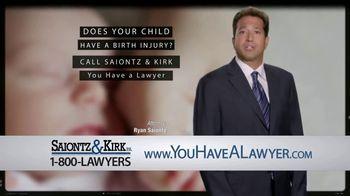 Saiontz & Kirk, P.A. TV Spot, 'Birth Injury: Lifetime Care' - Thumbnail 7