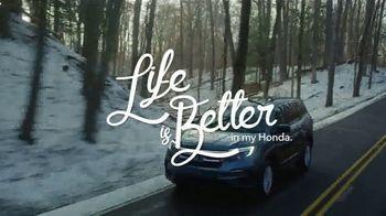 2019 Honda Pilot TV Spot, 'Life is Better: White Flower Cake' [T2] - Thumbnail 8