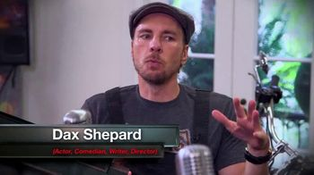 Apple Podcasts TV Spot, 'Phil in the Blanks: Dax Shepard'