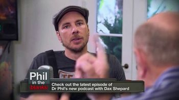 Phil in the Blanks TV Spot, 'Dax Shepard' - 3 commercial airings