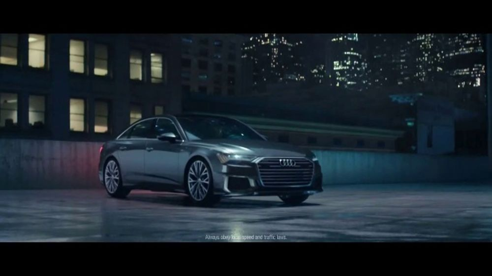 2019 Audi A6 Tv Commercial Layers Necessary T2 Ispot Tv